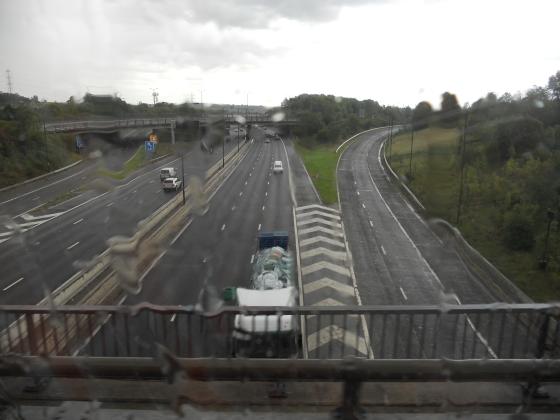 Route 107: Edgware to New Barnet
