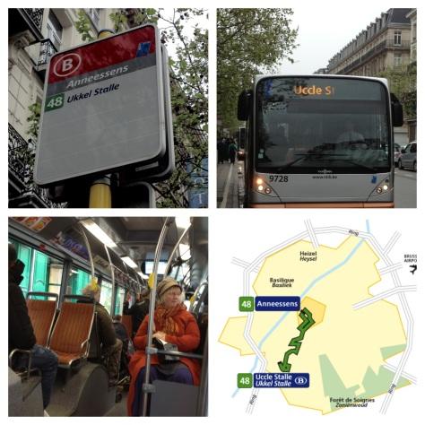 Bus route 48'